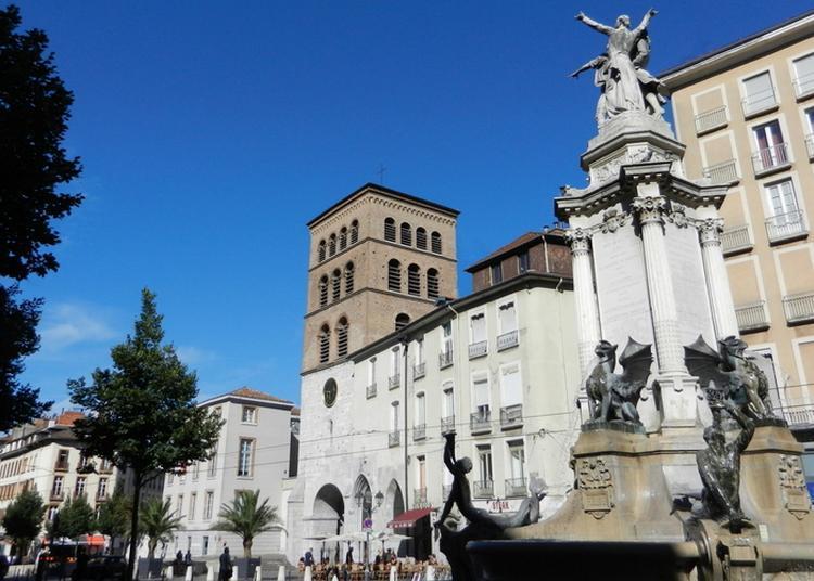 Conférence-visite Sur L'histoire De La Cathédrale Notre-dame Et Des Évêques De Grenoble