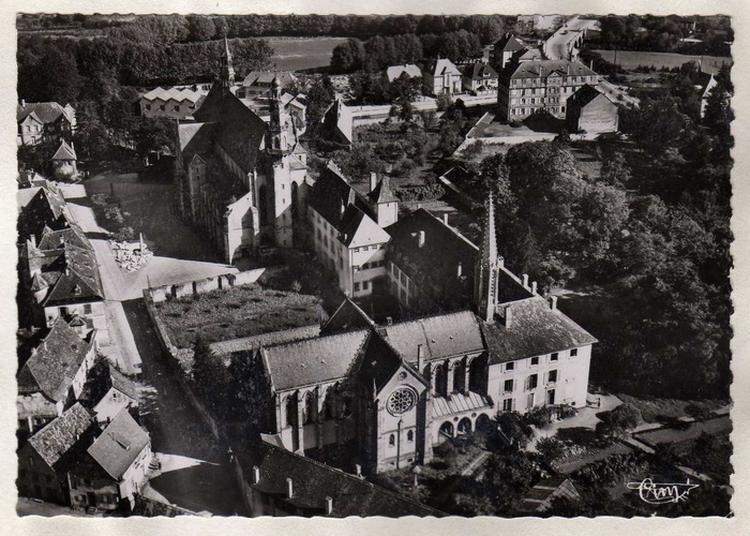 Congrégations Et Ordres Religieux À Molsheim