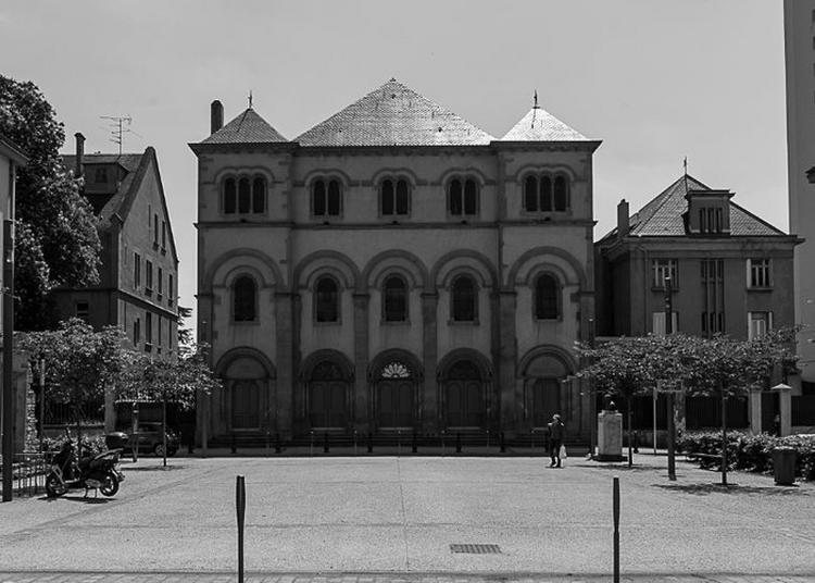 Connaissance Du Judaïsme Et Visite De L'édifice à Metz