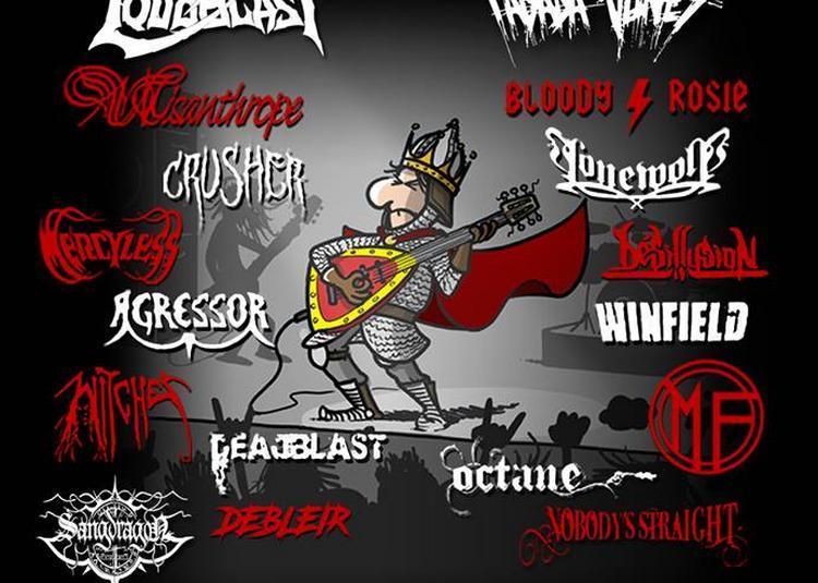 Conquerant Metal Fest - Billet 1 Jour à Saint Andre sur Orne