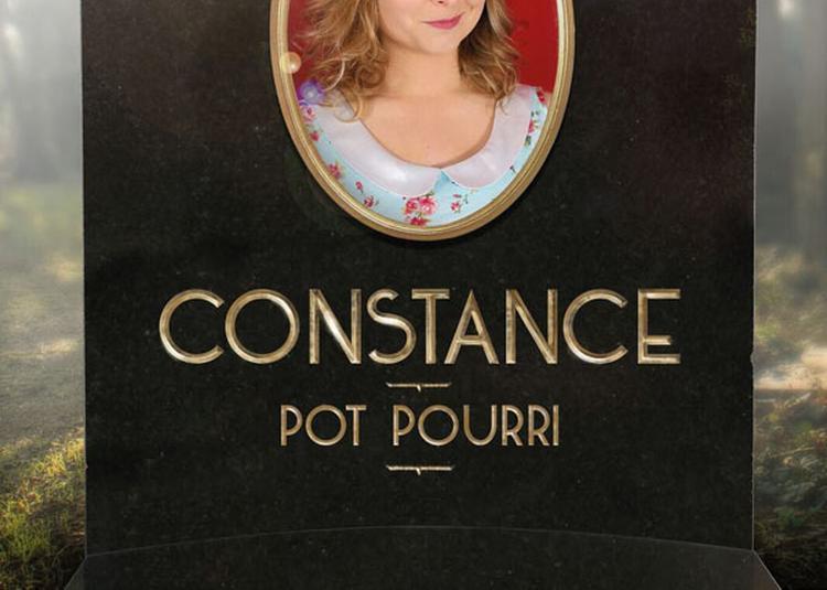 Constance Dans Pot Pourri à Saint Riquier