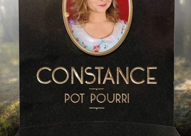 Constance Dans Pot Pourri à Gemenos