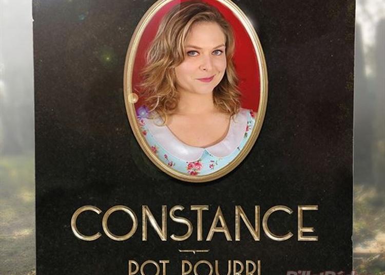 Constance Dans Pot Pourri à Lorient