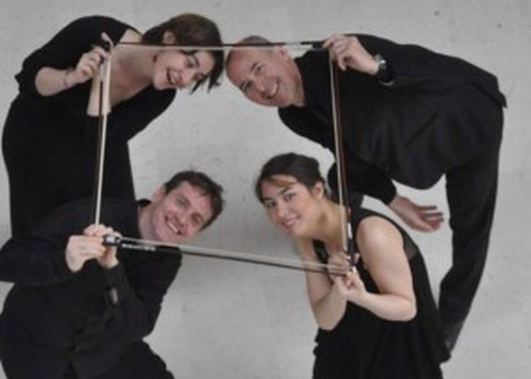 Conte D'Hiver / Quatuor Thymos - Xavier Phillips - Schubert, Webern, Dejours à Paris 19ème