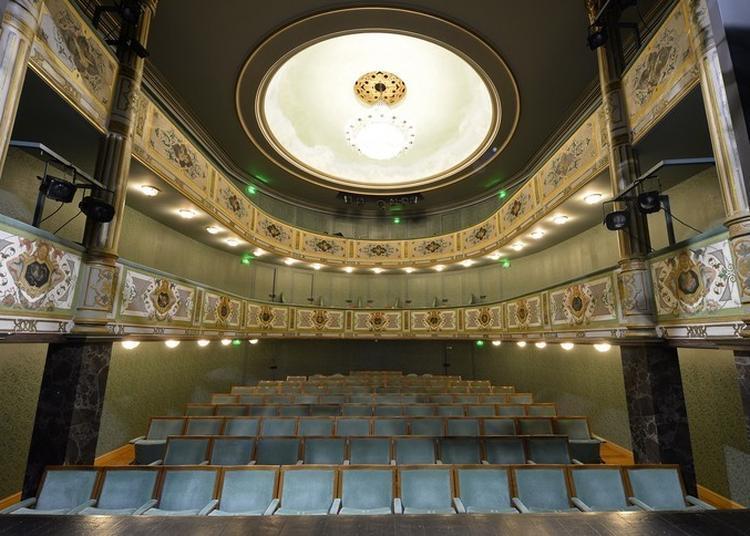 Conte Musical Le Chant D'orphée Au Théâtre De La Halle Au Blé à La Fleche