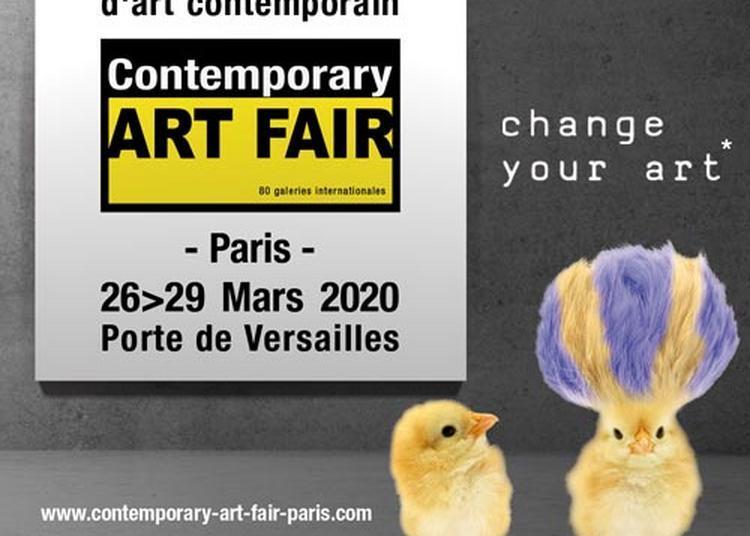 Contemporary Art Fair Paris à Paris 15ème