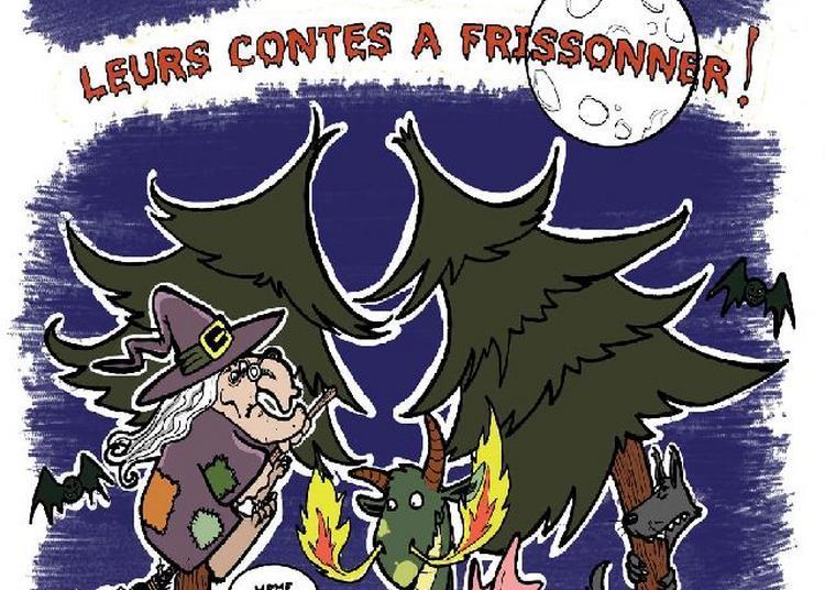 Contes à Frissonner (de 3 à 11 ans) à Muret