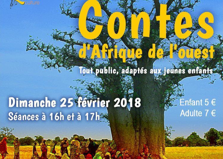 Contes d'Afrique de l'Ouest à Marseille