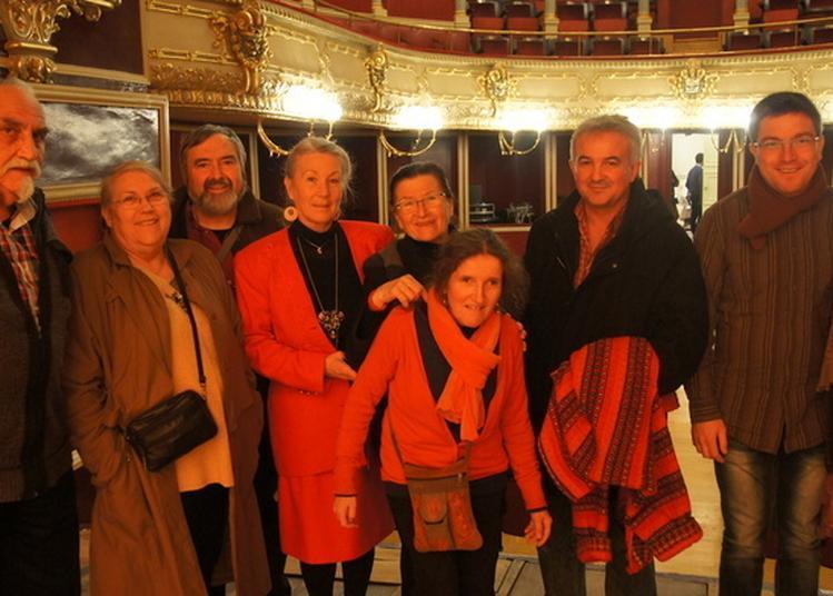 Contes Locaux Avec L'association Caus'ette à Chatellerault