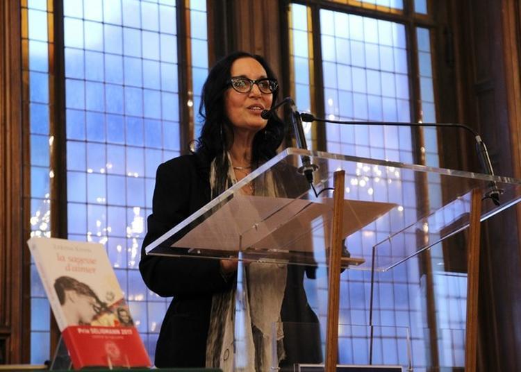 Conversations Littéraires « Les Prix De La Chancellerie à L'honneur » à Paris 5ème