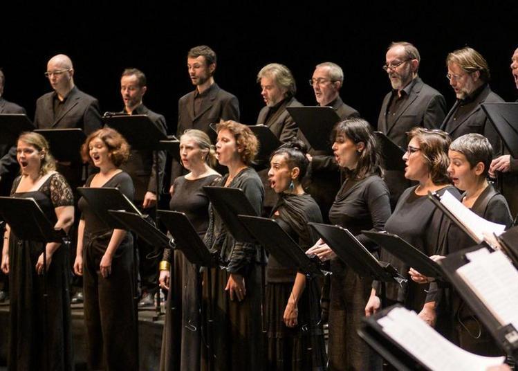 Les Choeurs sacrés de Poulenc / Villette / Britten à Lisieux