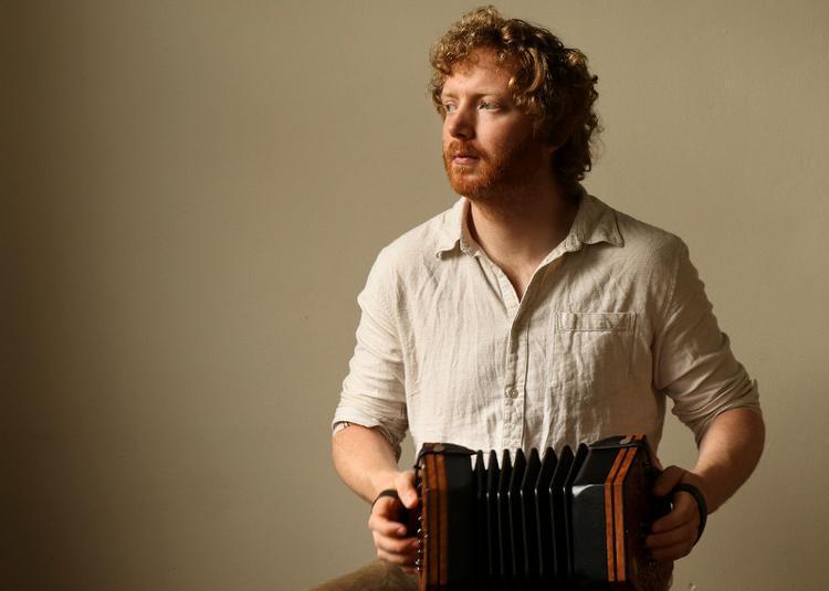 Cormac Begley, Solo de concertina irlandais à Parthenay