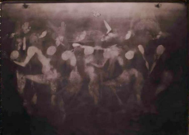 Corps Noir. Installation-performance D'aurélien Bory à Les Sables d'Olonne