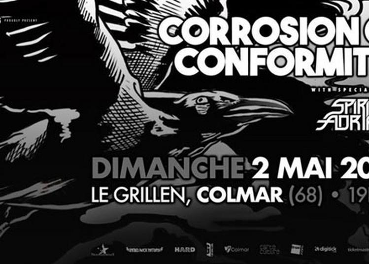Corrosion Of Conformity à Colmar