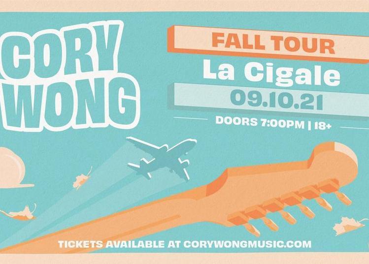 Cory Wong à Paris 18ème