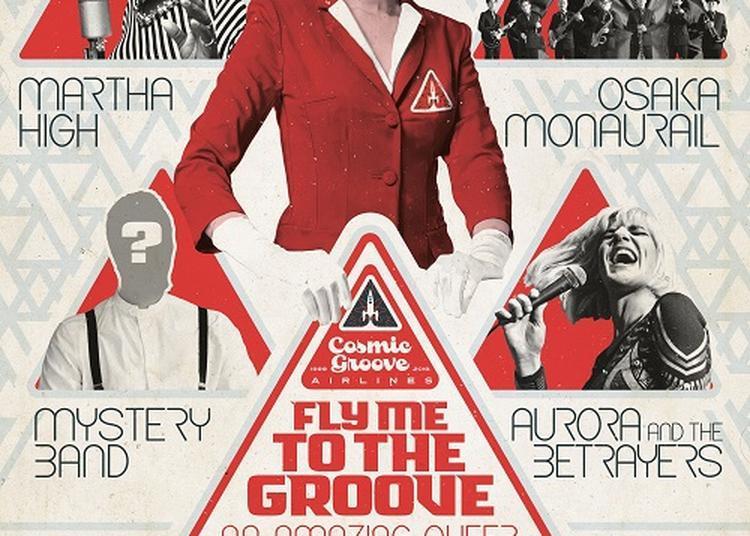 Les 20 Ans De Cosmic Groove à Montpellier