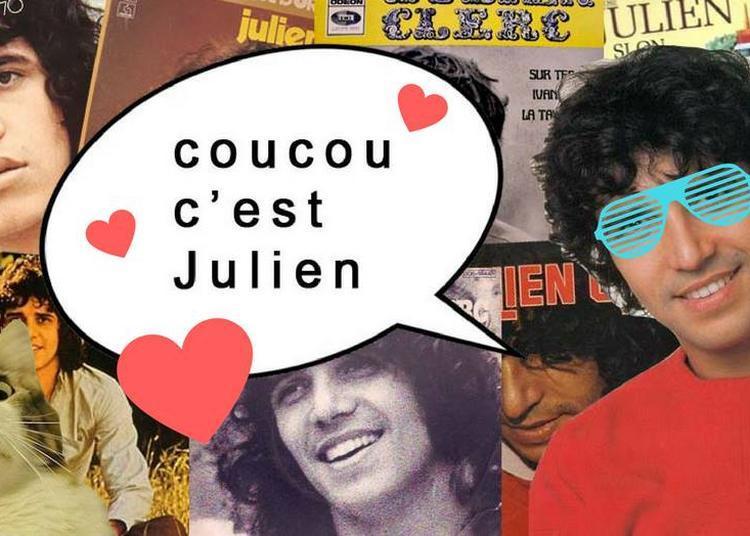 Coucou Julien à Paris 12ème