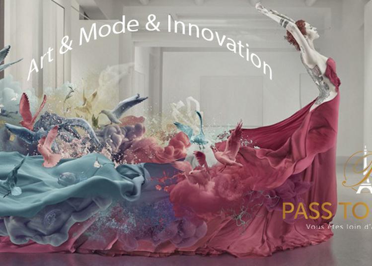 Coulisses Artisanat d'art et nouvelles technologies pour la mode à Paris 19ème
