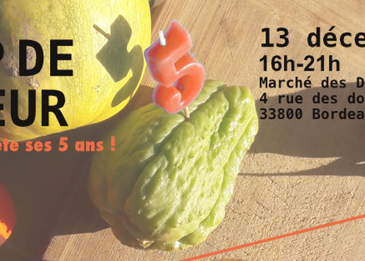 Coup de Mixeur - Mixeratum fête ses 5 ans à Bordeaux