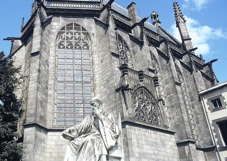 Cour D'appel Et Sainte-chapelle à Riom