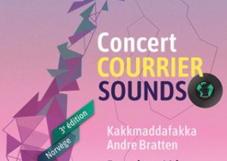 Courrier Sounds : André Bratten + Kakkmadafakka à Paris 19ème
