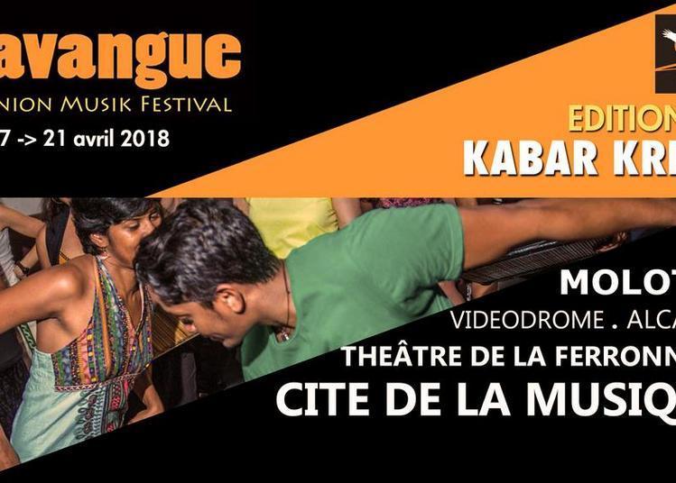 Vavangue Festival ( Réunion musik festival) 2018