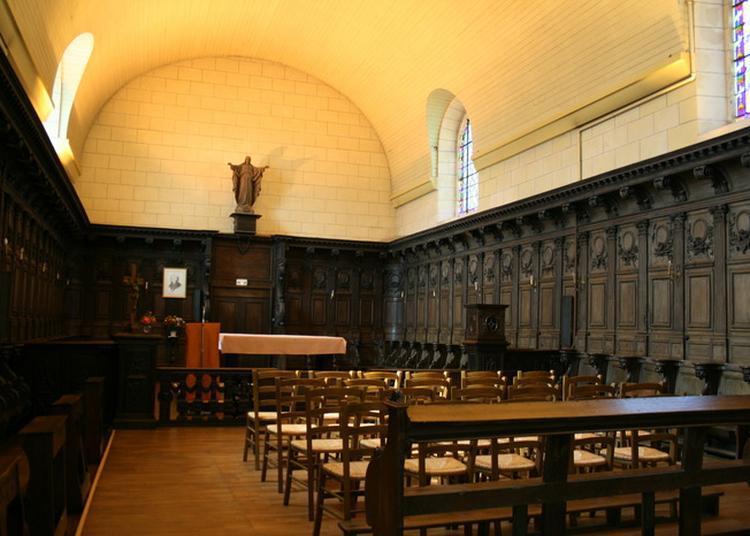Couvent Du Père Eternel : Chapelle à Auray