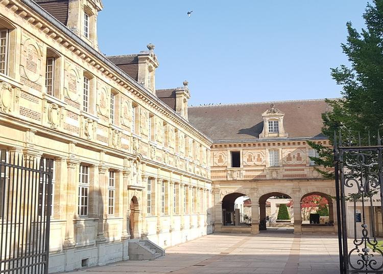 Couvent Sainte-marie : Patrimoine En Musique à Chalons en Champagne
