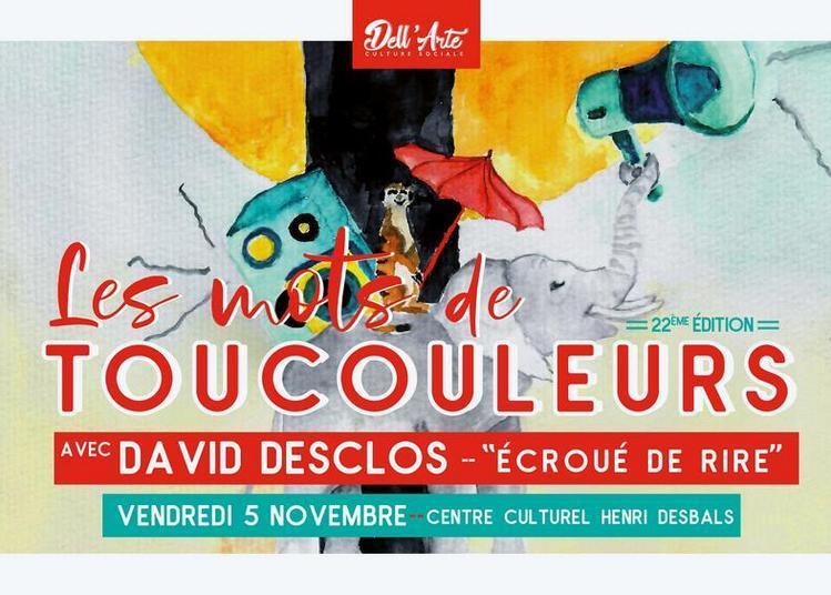 Les mots de Toucouleurs - Rencontres Toucouleurs #22 à Toulouse