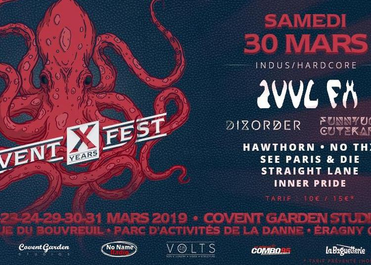 CoventXFest Day 5 à Eragny