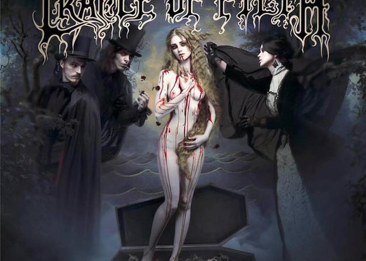 Cradle Of Filth à Besancon