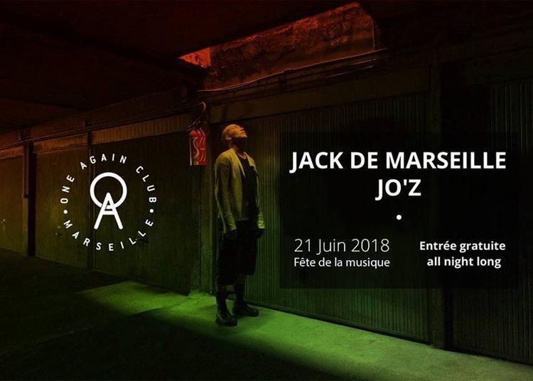 Jack de Marseille fête la musique