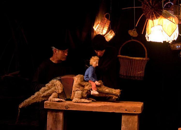 Crocodeon En Saule Mineur à La Bastide de Serou