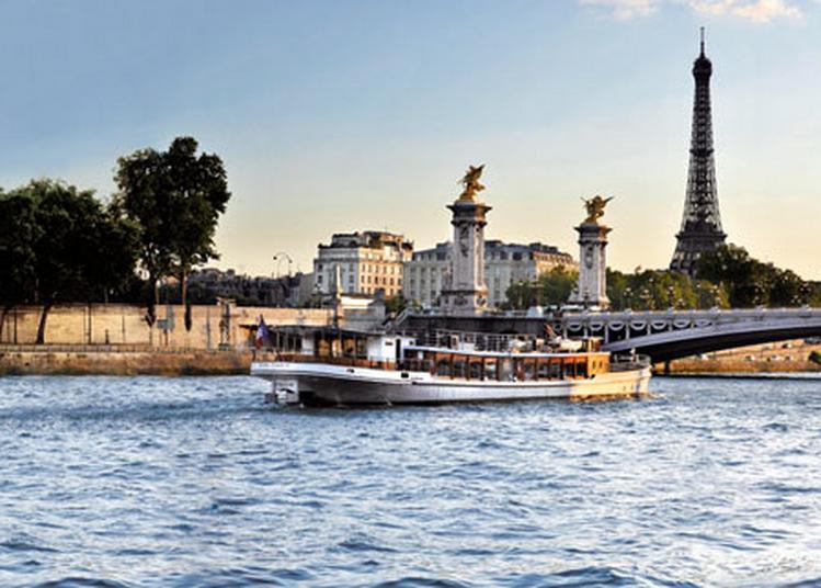 Croisière Dîner À Bord De Don Juan à Paris 4ème