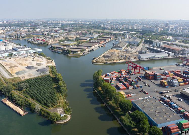 Croisières Découvertes Sur Le Port De Gennevilliers