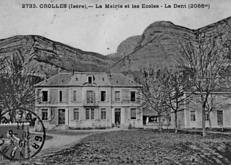 Crolles: Exposition: L'apprentissage De La Vie, à L'école Et Dans Les Familles Autrefois.