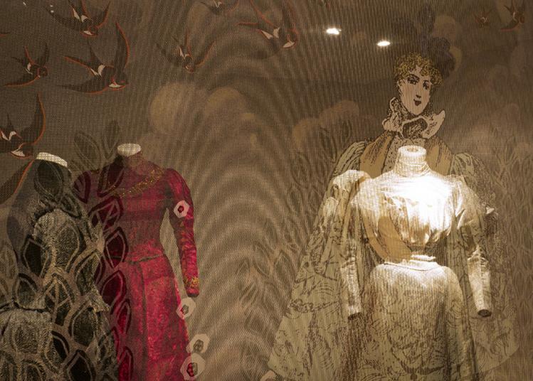 Croquons La Mode : Nuit Et Paillettes à Jujurieux
