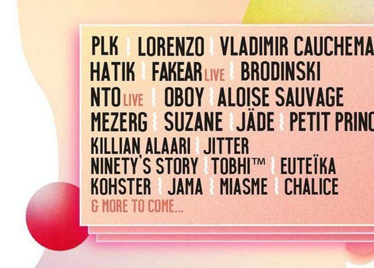 Crossover Festival 2021 - Pass 1 Jour à Nice