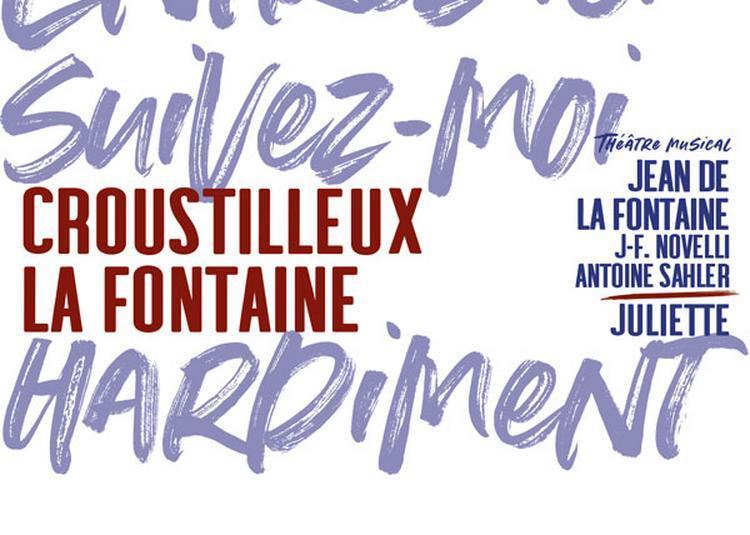 Croustilleux La Fontaine à Paris 1er