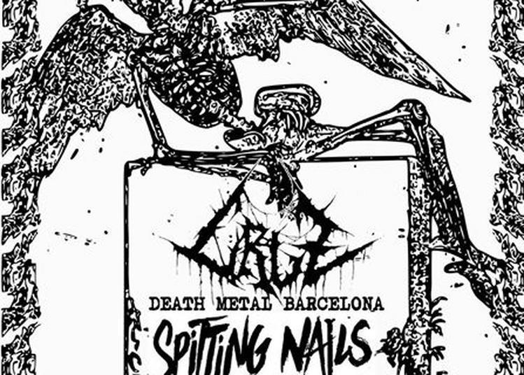 Cruz - Spitting Nails - Vlaar à Besancon