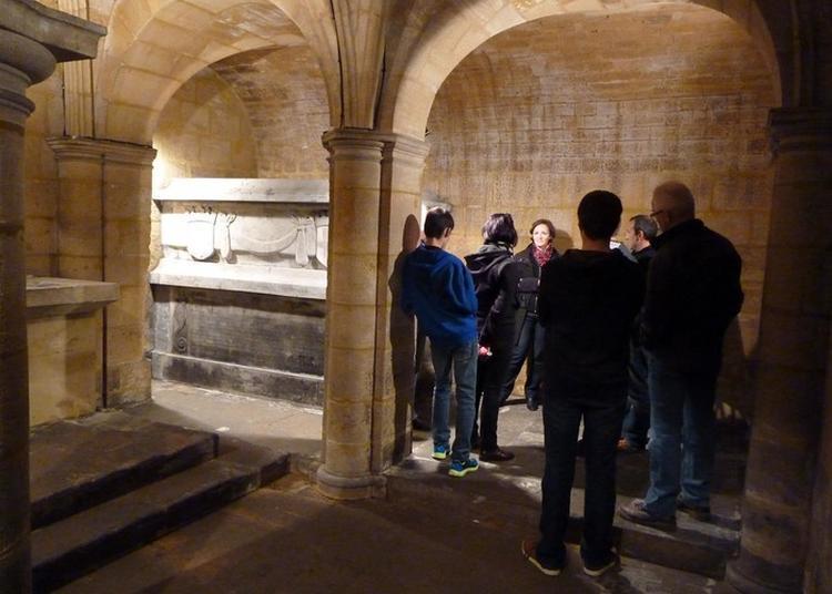 Crypte Du Tombeau Du Maréchal Fabert à Sedan