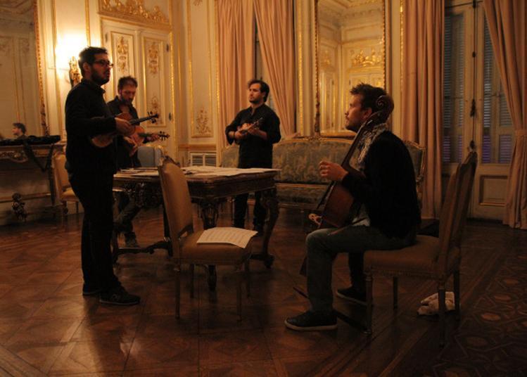 Cuareim Quartet à Elancourt