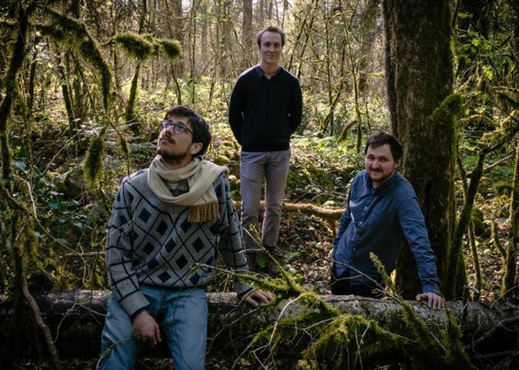 Cubik Trio à Paris 1er