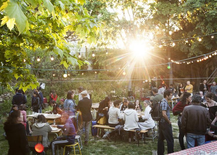 Cuisines Dans Mon Jardin à Marseille