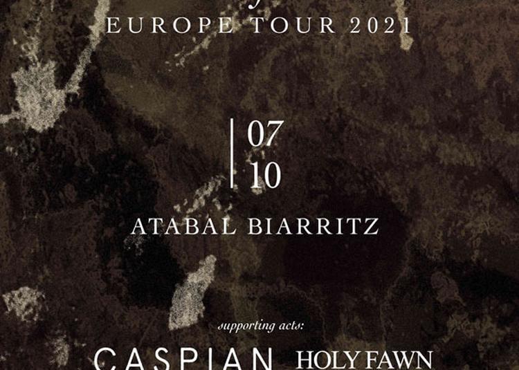 Cult Of Luna + Caspian + Holy Fawn à Biarritz