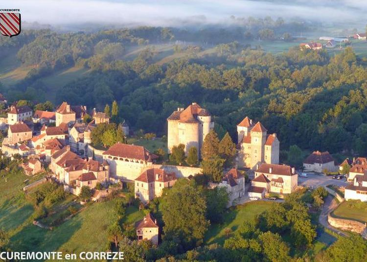 Curemonte, Un Village D'exception En Midi Corrézien, Classé Parmi Les Plus Beaux Villages De France
