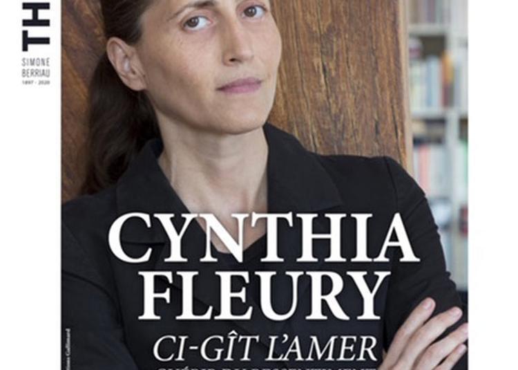Cynthia Fleury à Paris 10ème