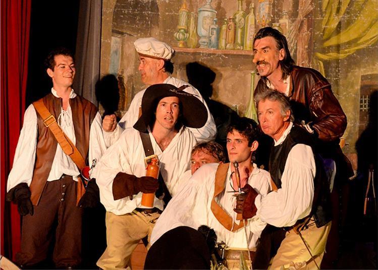 Cyrano de Bergerac à Pezenas