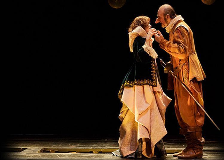 Cyrano de Bergerac - Les retransmissions de la Comédie française à Le Haillan