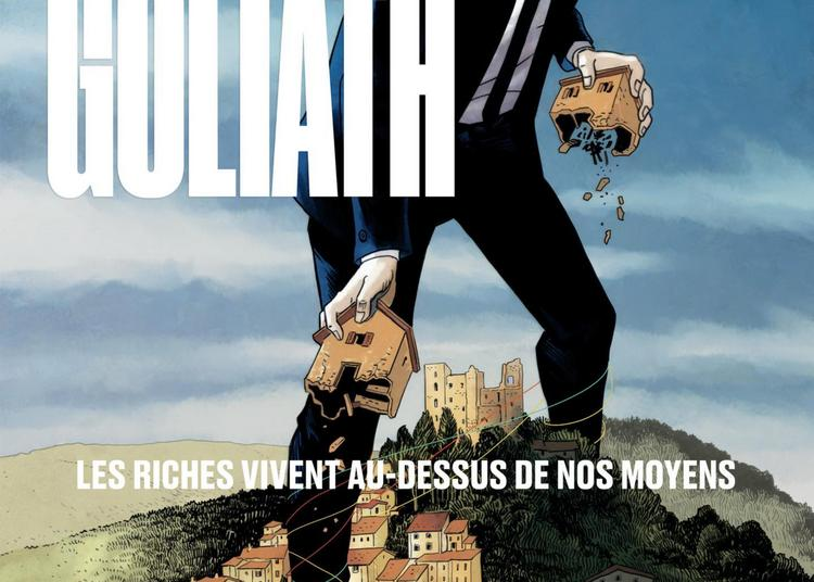 Cyril contre Goliath à Montfort sur Argens